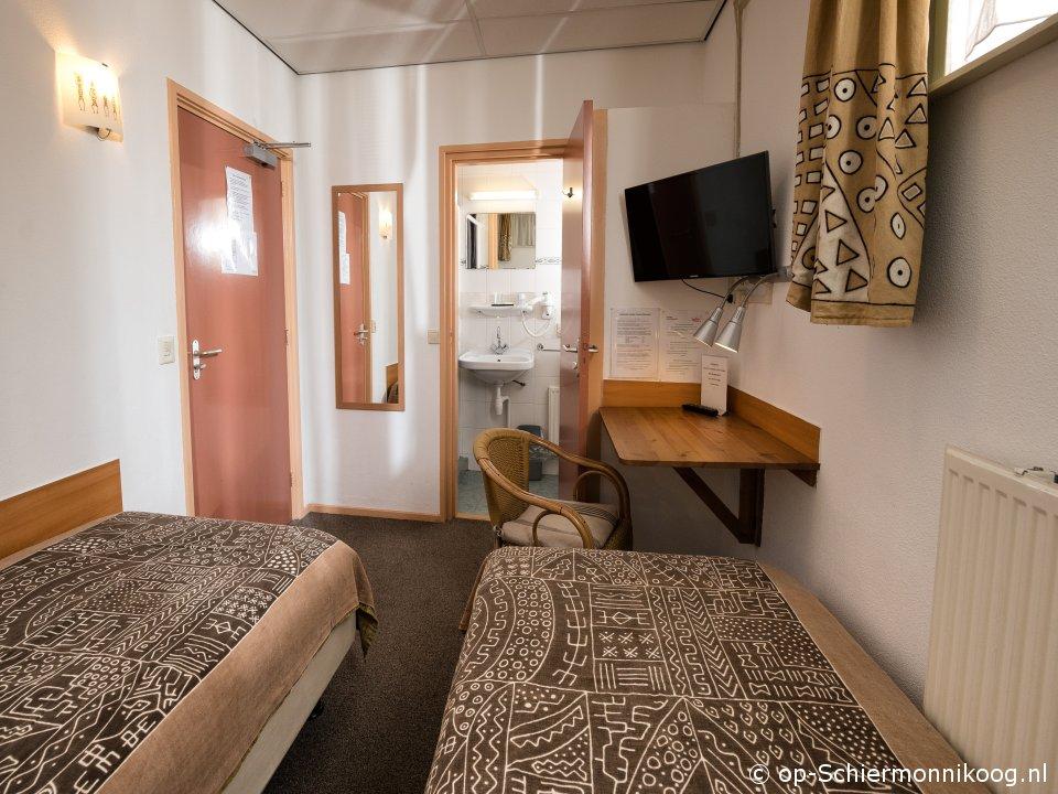 Pension eenvoudige kamer on schiermonnikoog